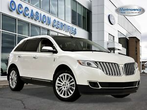 2014 Lincoln MKX AWD FULL 2.9% DISPO
