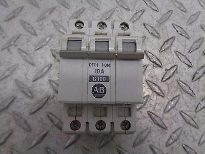 Fuji Auto Breaker SA53B BB3BSB-010 3P 10A 600VAC Circuit Breaker 14761