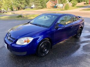 CHEVY COBALT + WINTER TIRES (MAKE AN OFFER!!)