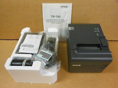 New Epson Tm-t90p 024 Ethernet Receipt Printer 2 Available