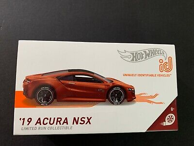Hot Wheels ID Acura NSX 2019 Limited Edition 1/64 S1