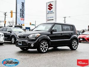 2013 Kia Soul 4u ~ONLY 18,000 KM ~Nav ~Backup Cam ~Leather