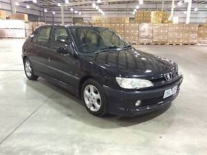 1999 Peugeot 306 5dr Hatchback Auto - With Rego Footscray Maribyrnong Area Preview