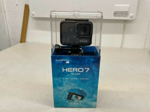 GoPro HERO7 Silver - 4K Action Cam