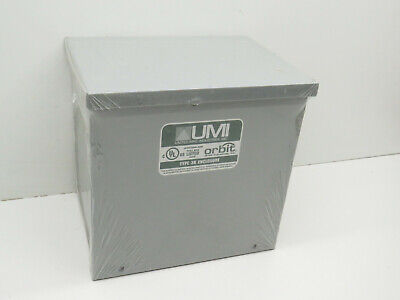 Umi Orbit 8 X 8 X 6 Type 3r Outdoor Rainproof Electrical Pull Enclosure Box