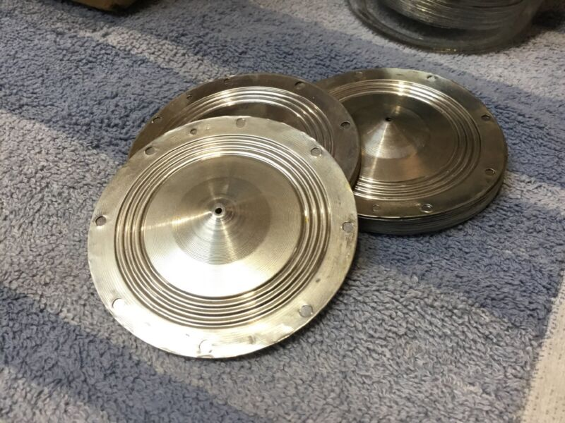 """(15) New Old Stock Alloy Antique Phonograph Reproducer Diaphragms 2-15/16"""""""
