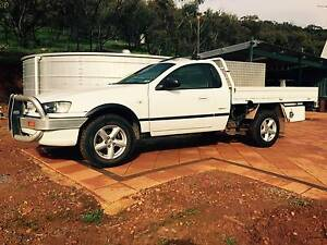 2006 Ford Falcon Ute,BF RTV MK11,Auto Toodyay Toodyay Area Preview