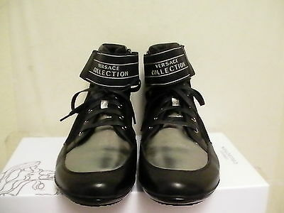 Versace mens shoes collection casual High size 42 euro new with box