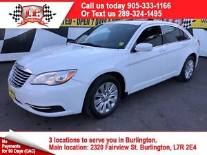 2014 Chrysler 200 LX, Automatic, Power Group, 73,00km