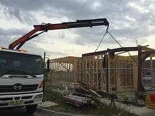 CRANE TRUCK & TOWING. Greenvale Hume Area Preview