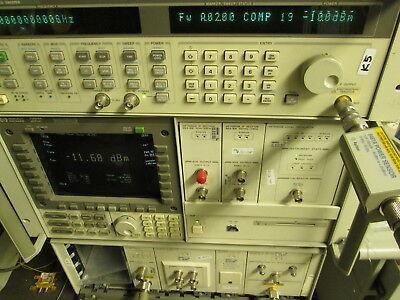Agilent 8481a Power Sensor Tested Serial Number 41xxxxx Agilent Labeled Sensor