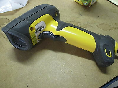 Symbol LS3408 LS3408-FZ2005R Handheld Barcode Scanner 25-71917-02R RS-232 COILED