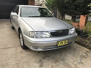 2002 Toyota Avalon limited excellent condition long rego $3500 Ono Bankstown Bankstown Area Preview