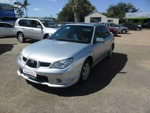 2007 Subaru Impeza Sedan ( Automatic ) Hermit Park Townsville City Preview