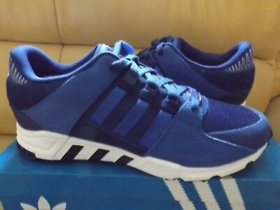 best service e2ac1 52b0e Adidas EQT Support RF Mens Shoes Size 11 Mystery Ink Blue White BY9624  (NEW)