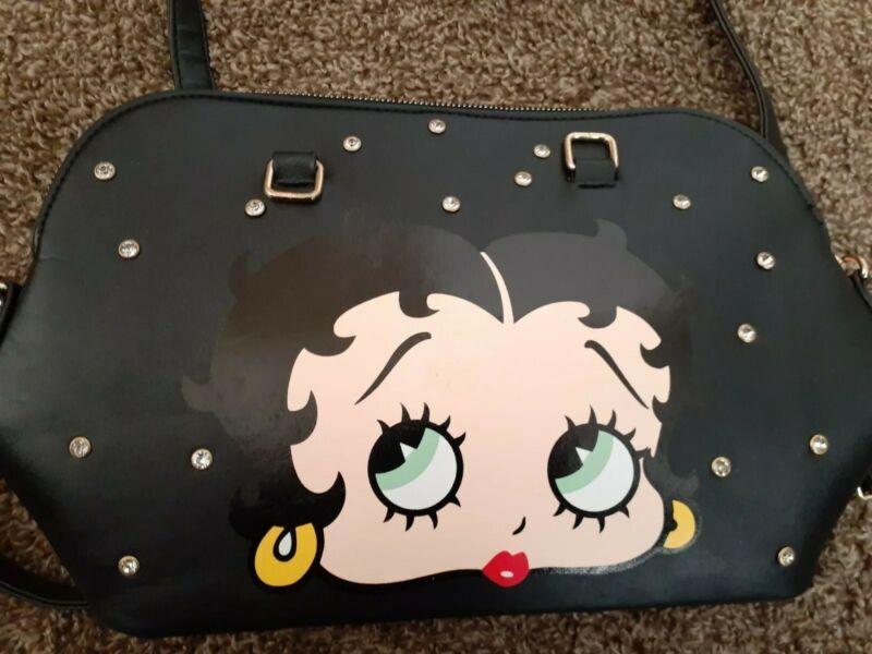 Betty boop purse handbag