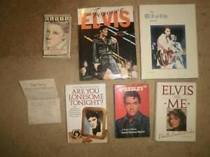Elvis memorabilia Glen Waverley Monash Area Preview