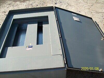 Square D I-line Panel 3r 600 Amp 600v 3ph Hcw32686 Hc4268wp