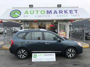 2011 Kia Rondo EX-L V6 LEATHER! FINANCE IT!!