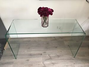 Console Glass Table Harrison Gungahlin Area Preview
