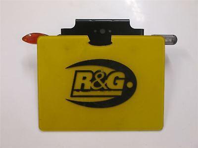 RG RACING TAIL TIDY <em>YAMAHA</em> YZF R6 2003 2005  R1 2002 2003 LP0002BK