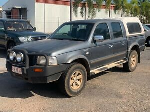 2006 FORD COURIER DUAL CAB AUTO Winnellie Darwin City Preview
