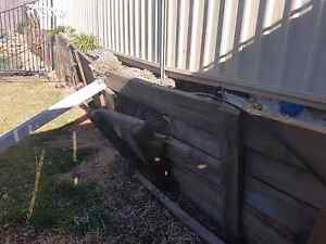Retaining wall quote wanted Kearns Campbelltown Area Preview