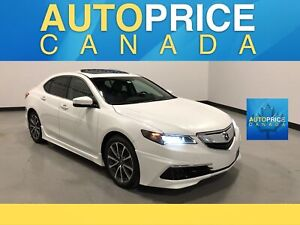 2015 Acura TLX Tech AERO PKG|AWD|NAVIGATION|LEATHER
