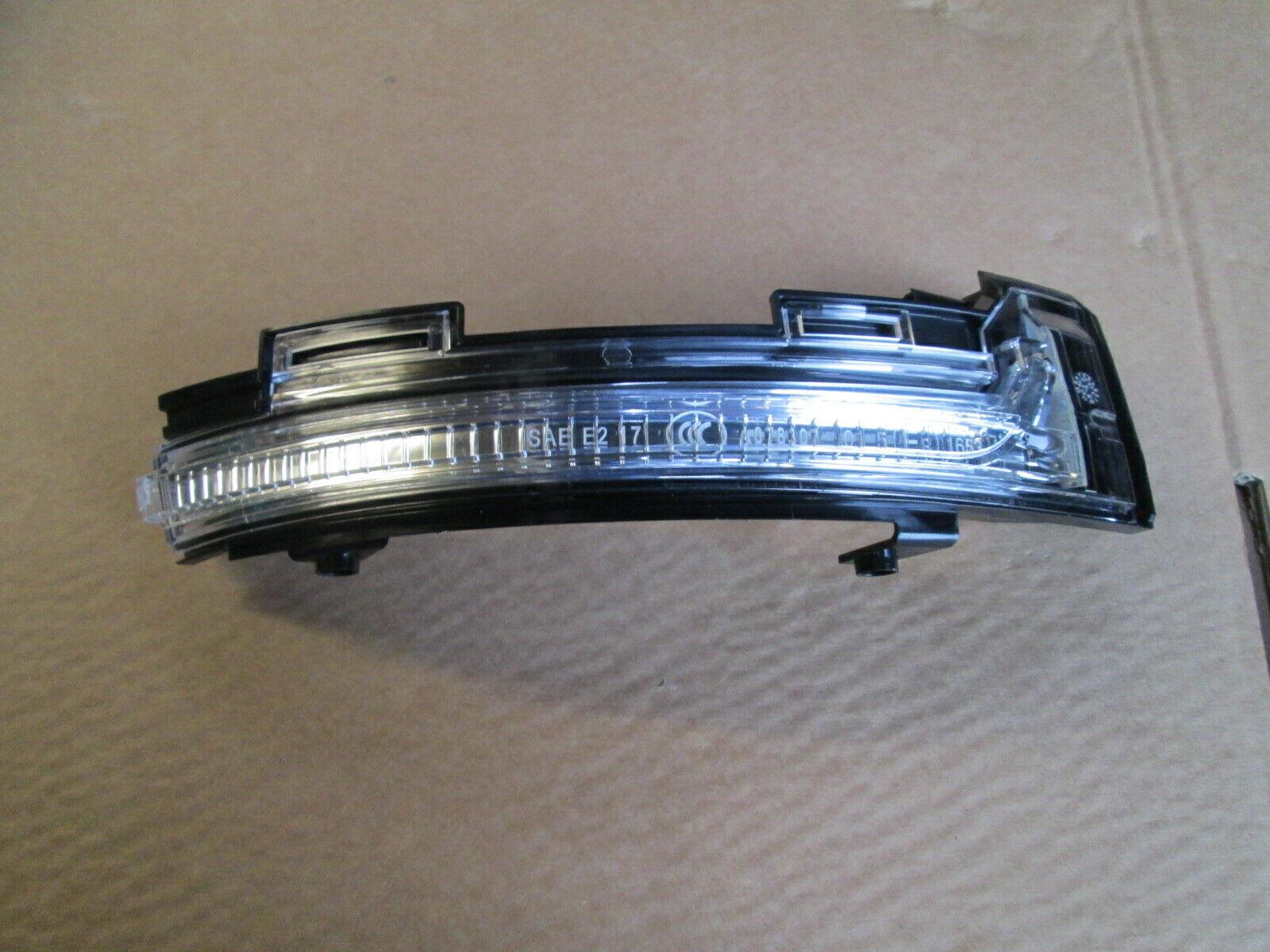 Espejo derecho intermitente para VW SEAT skoda espejo intermitentes LED intermitente lateral