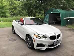 Immaculate 2015 BMW M235i Cabriolet