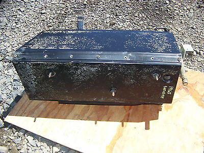 - 1965 PLYMOUTH SATELLITE DODGE CORONET NON - A/C HEATER BOX OEM