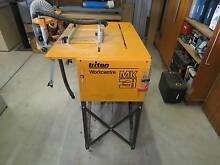 Triton Mk 3 Work Centre with many accessories, and other machines Whyalla Whyalla Area Preview