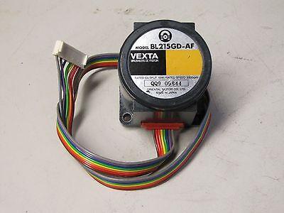 Vexta Brushless Dc Motor Bl215gd-af 15w 3000 Rpm Bl215gdaf