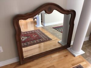 Large mirror- moving sale