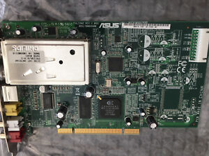HP TV Tuner Card for PC