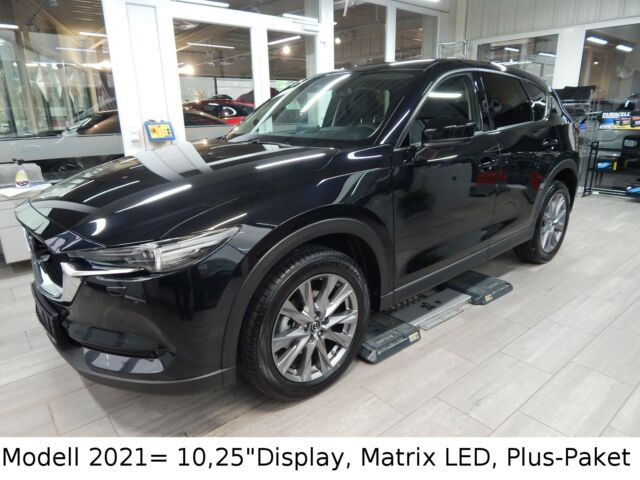 Mazda CX-5 SKYACTIV-G 194 Sports-L Plus Paket 2021er