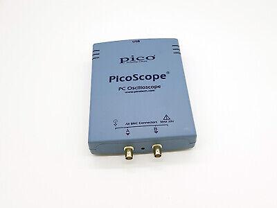 Pico Picoscope 2202 20 Mss 2 Mhz 2-channel Pc Usb 2.0 Oscilloscope