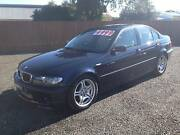 2002 BMW 325I  SEDAN AUTO Tamworth Tamworth City Preview