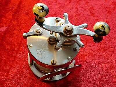 NEW OLD STOCK Shakespeare service 1944 fishing reel Poignée Manivelle Ecrou