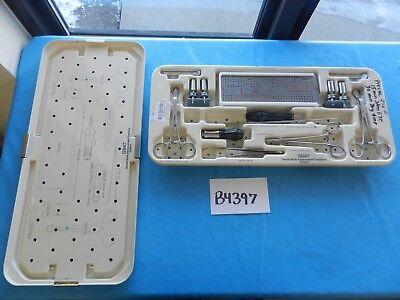 Stryker Surgical Gbat Otolaryngeal Instrument Set W Case
