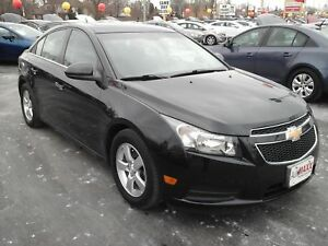 2014 Chevrolet Cruze 2LT- LEATHER HEATED SEATS, NAVIGATION SYSTE