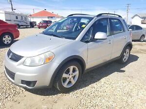 * 2007 SUZUKI SX4 AWD, 6 MONTH WARRANTY & INSPECTION INCLUDED JX