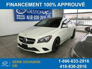Mercedes-Benz Classe Cla Cla250 4-Matic Awd Toit Panoramique 201