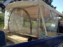 Boat canopy good condition Bidwill Blacktown Area Preview