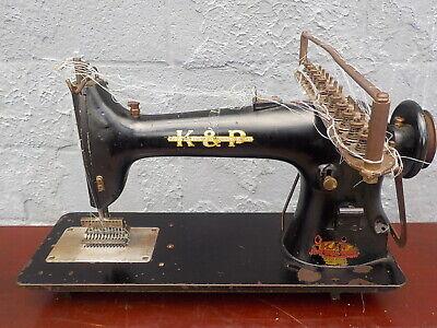Industrial Sewing Machine Model Kp Sherring Class-12 Needle