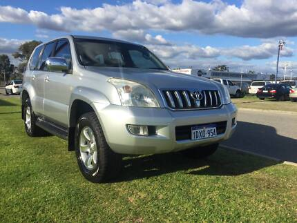 2003 Toyota LandCruiser GXL Automatic ***IMMACULATE CONDITION**** St James Victoria Park Area Preview