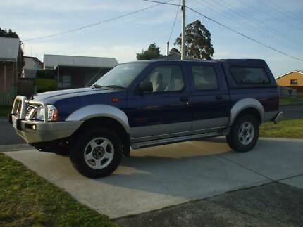 2002 Nissan Navara 4x4 d/cab Midway Point Sorell Area Preview