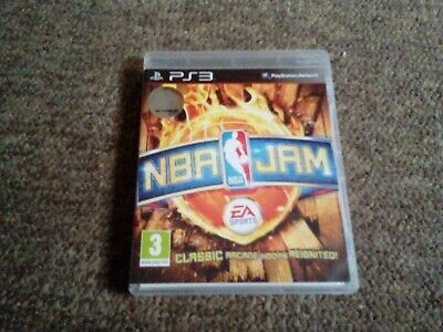 NBA JAM - PS3, used for sale  Shipping to Nigeria