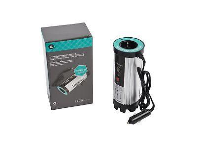 Spannungswandler 12V/230V 150W/300W Wechselrichter mit USB