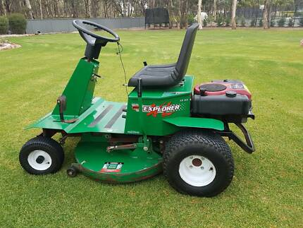 AMC RIDE ON MOWER $1,900 NEGOTIABLE